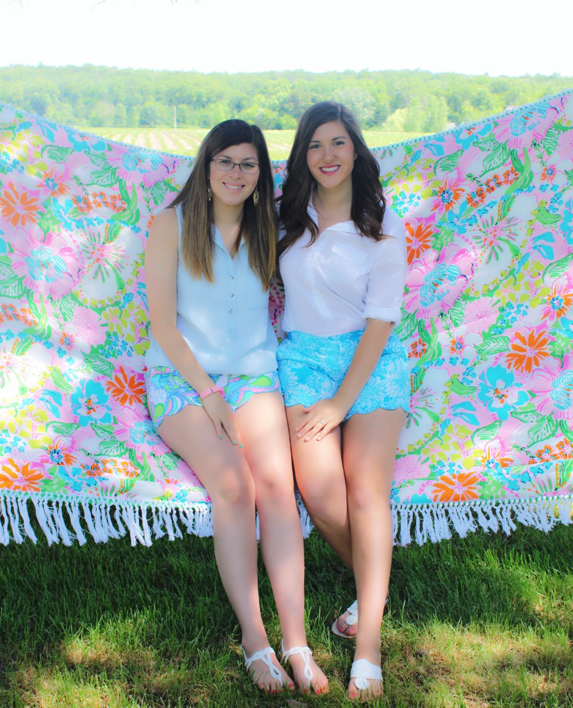 Happy National Wear Your LillyDay!!!