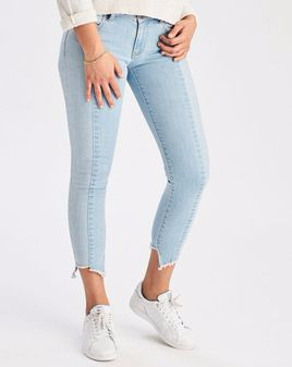 AE Denim X Jegging Crop