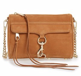 Rebecca Minkoff 'Mini Mac' Convertible Crossbody Bag